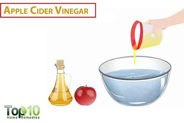 apple cider vinegar for arthritis in hands