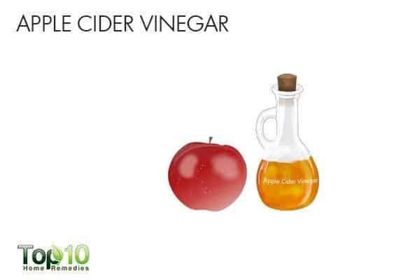 apple cider vinegar for summer cold