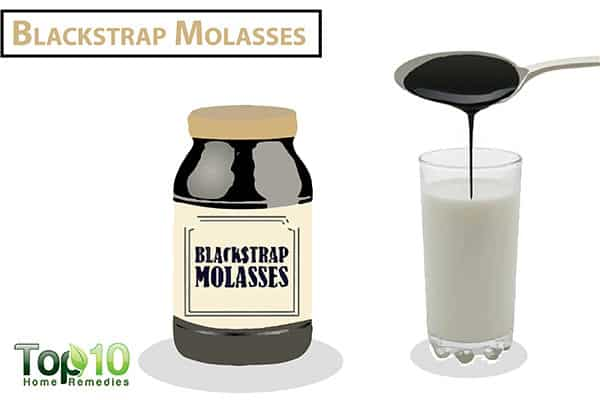 blackstrap molasses for osteoarthritis in hands