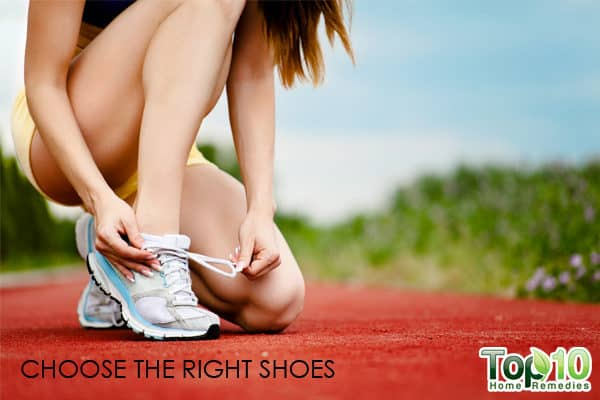 diabetics should wear right shoes for walking
