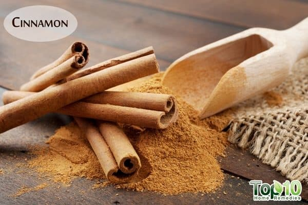cinnamon as natural blood thinners