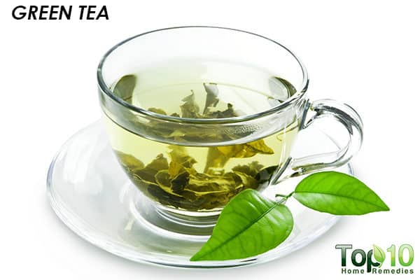 green tea for high blood pressure