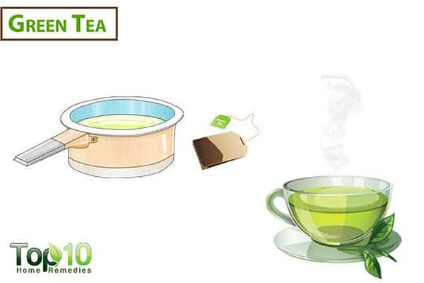 green tea for osteoarthritis in hands