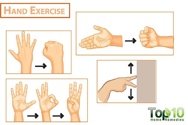 hand exercises for arthritis in hands