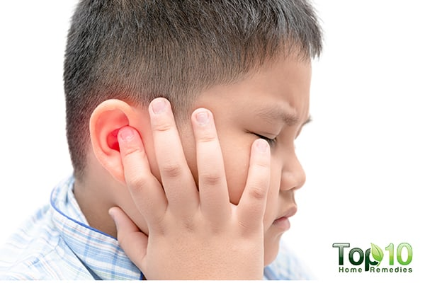 home remedies for ear pain in children