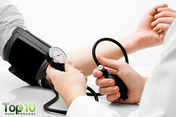 high blood pressure risk factors