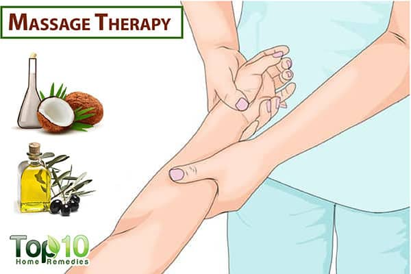 massage therapy for osteoarthritis of hand
