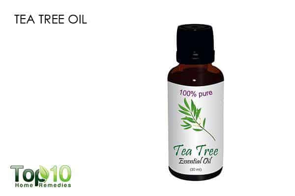 tea tree oil for hormonal acne