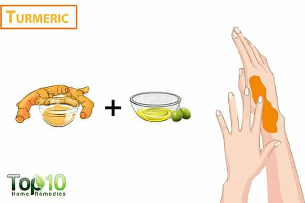 turmeric for osteoarthritis in hands