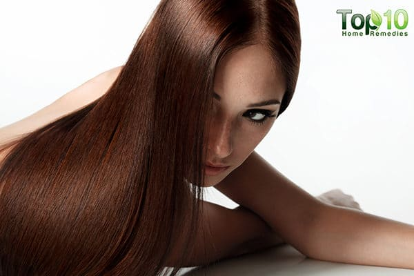 use essential oils to help grow hair