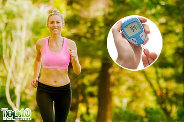 useful walking tips for diabetics