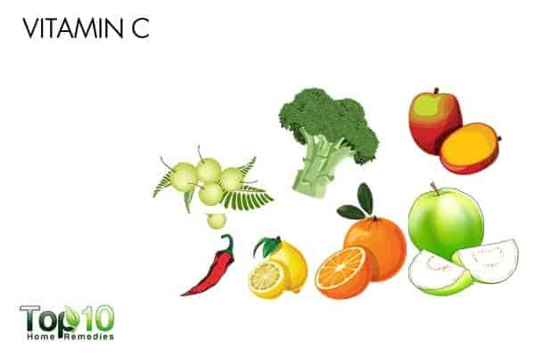 vitamin C for summer cold