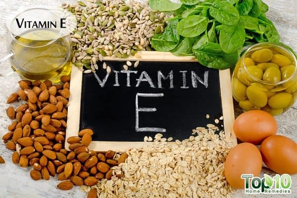 vitamin E to thin the blood