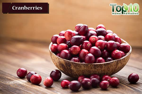 cranberries to fight yeast infection during pregnancy