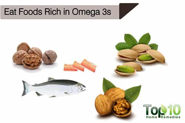 foods rich in omega 3s protect skin from sun damage and darkening