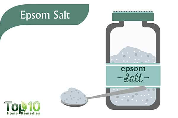 epsom salt to soften stools