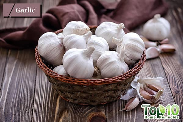 garlic for yeast infections during pregnancy