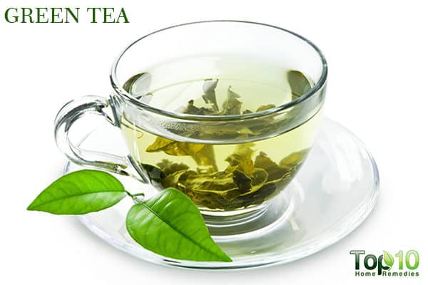 green tea for fatty liver disease