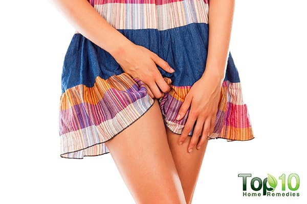 home remedies for itching in your private parts