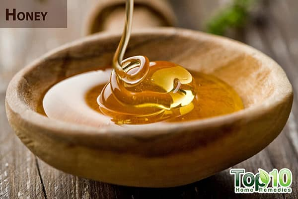 honey to treat wounds in diabetics
