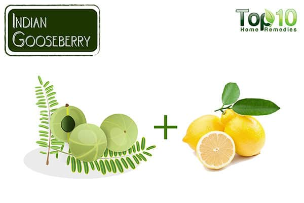 indin gooseberry for thinning hair