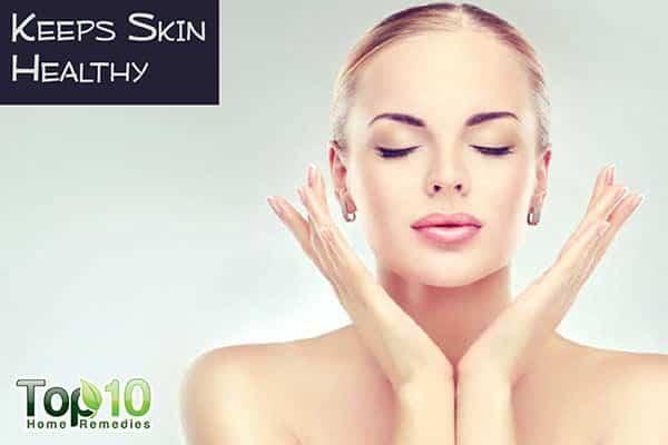 neem juice keeps skin healthy