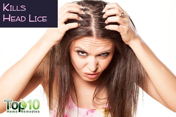 neem juice kills head lice