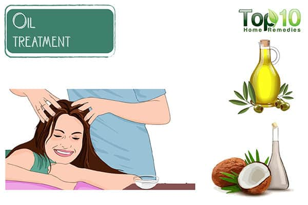 hot oil treatment for thinning hair