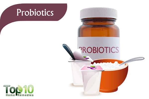 probiotics to soften stools