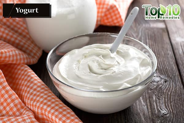 yogurt for yeast infections during pregnancy