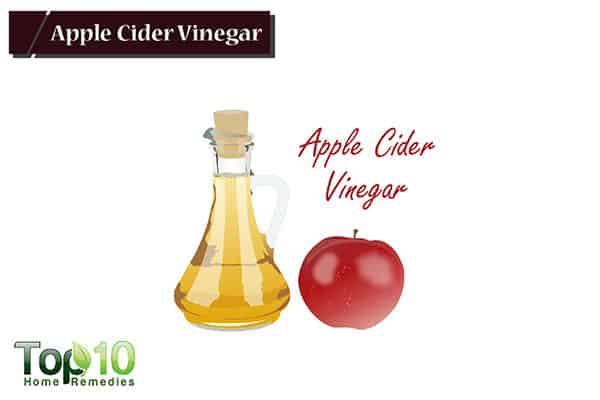 apple cider vinegar for ulcers