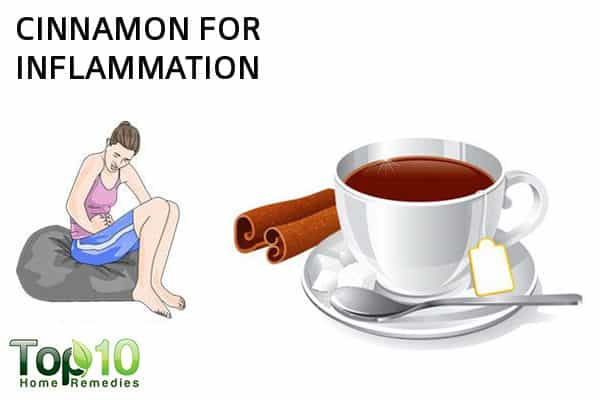 cinnamon to reduce inflammation