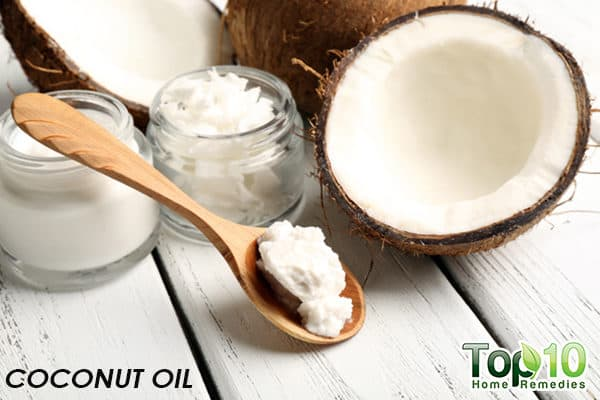 coconut oil for xerosis