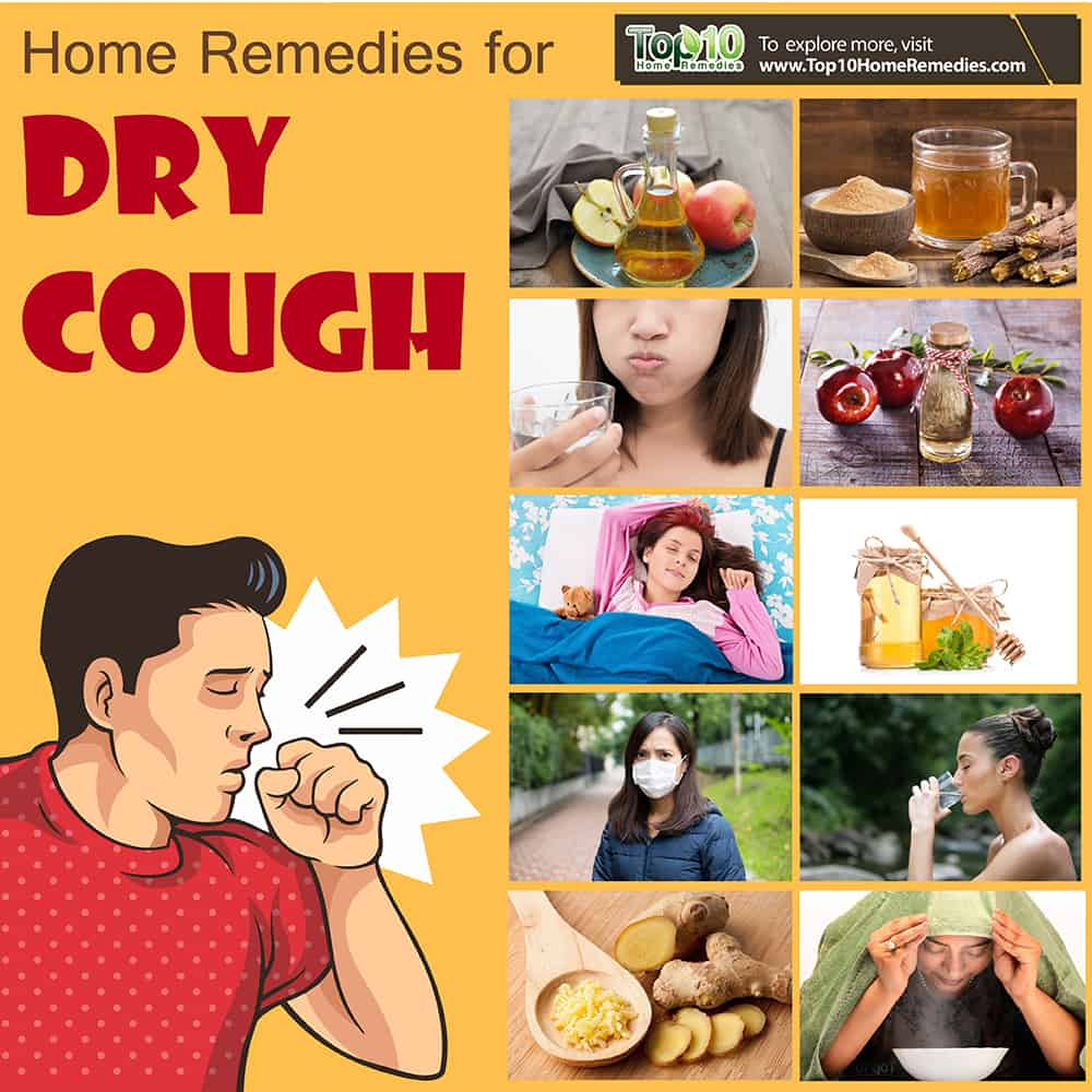 Home Remedies For A Dry Cough Top 10 Home Remedies