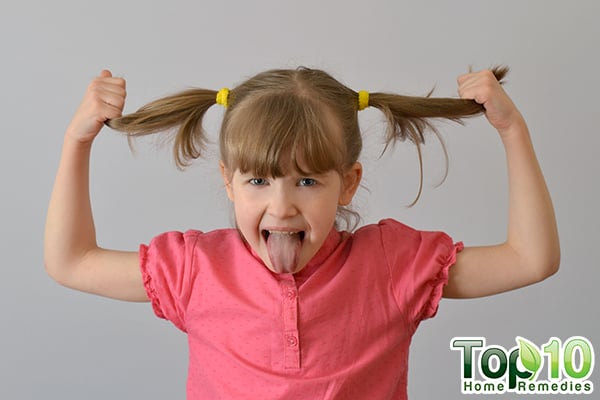 home remedies for hair growth in children