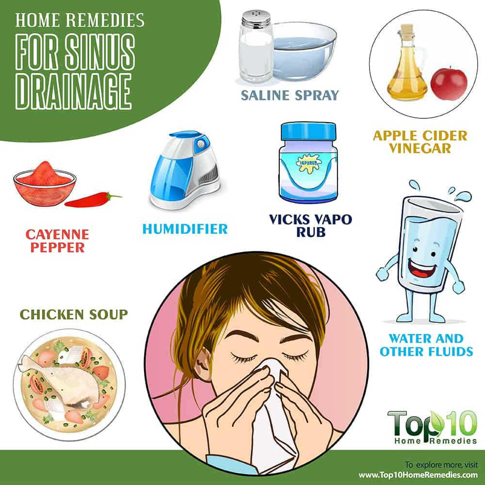 Natural Remedies For Sinus Discomfort