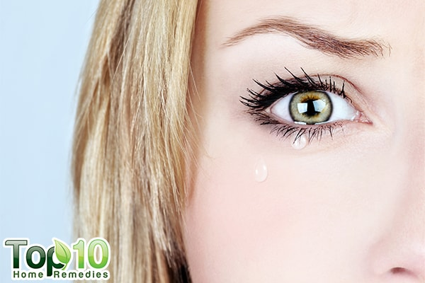 home remedies for watery eyes