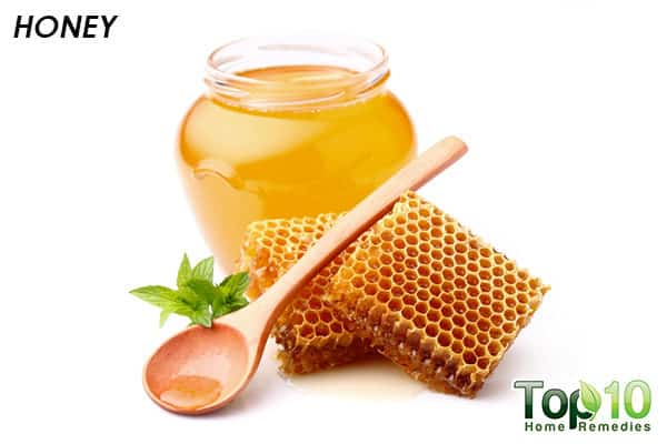 honey to cure xerosis