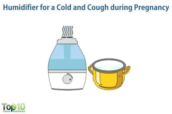 humidifier to reduce cold and cough during pregnancy