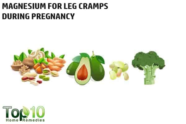 how to help leg cramps when pregnant