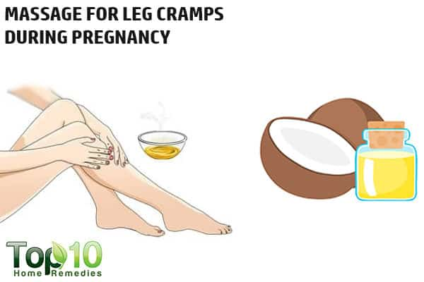 massage for leg cramps during pregnancy