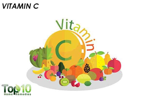 vitamin C for head cold