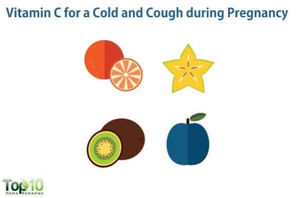 vitamin C for cold and cough during pregnancy