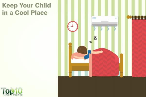 Baby Room Temperature And Blanket Layers