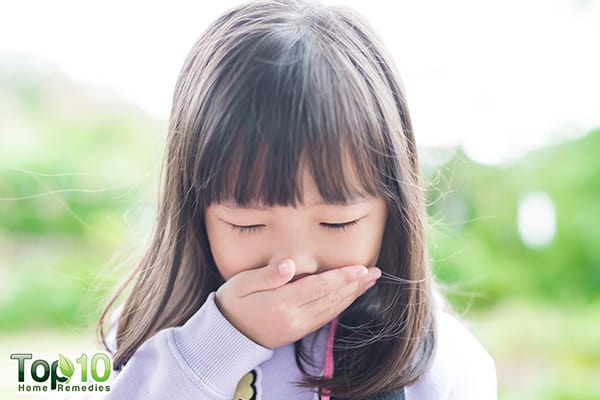 home remedies for vomiting and nausea in children