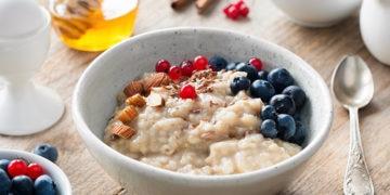 health benefits of oatmeal