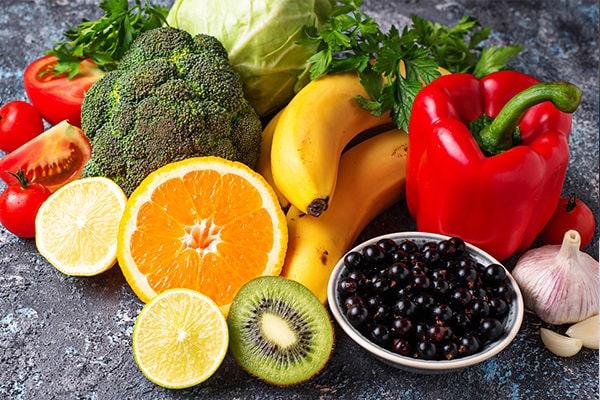 Foods rich in vitamin C to prevent enlarged adenoids in children