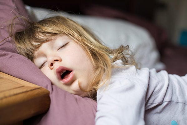 home remedies for adenoids in children