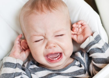 middle ear infection in babies
