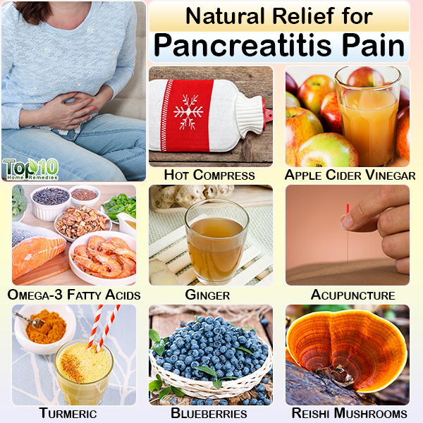 home remedies to relieve pancreatitis